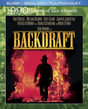 Backdraft - Blu-ray cover
