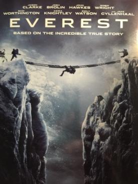 Upgrade: Everest - DVD cover