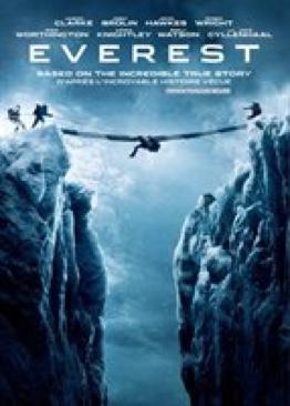Everest - DVD cover