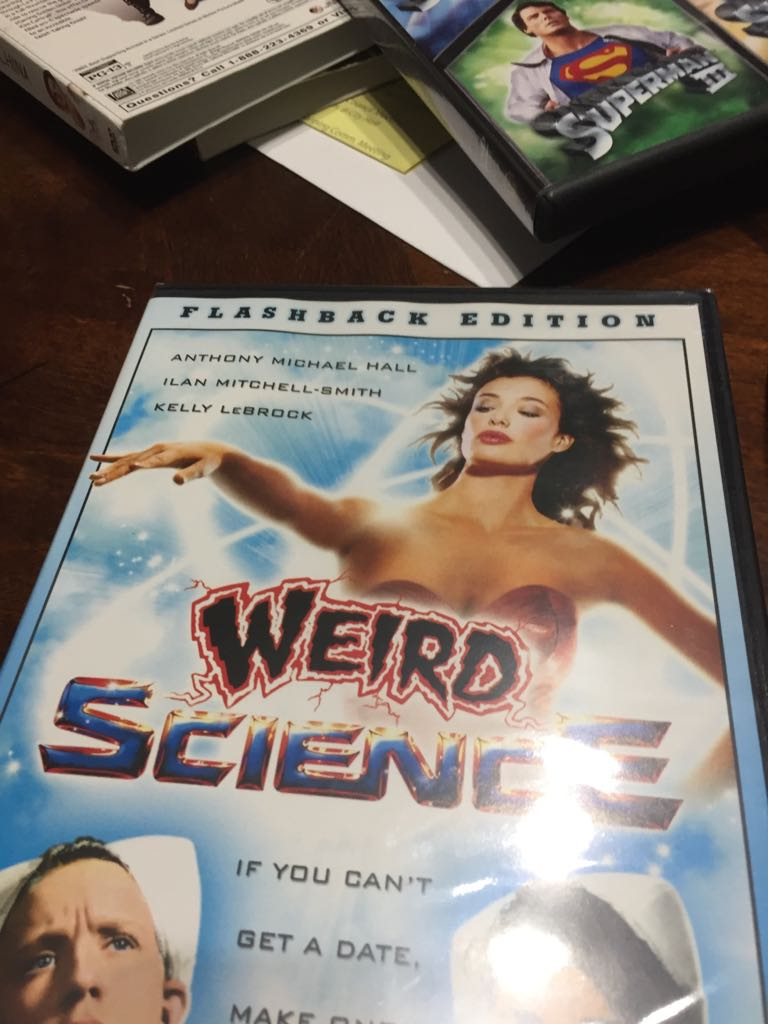 Weird Science -  cover
