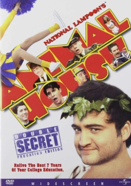 Animal House : National Lampoon's - DVD cover