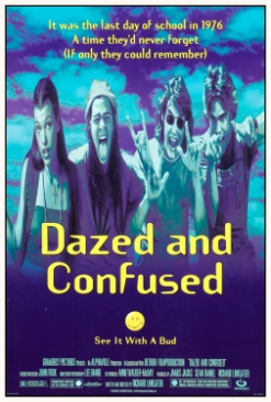Dazed and Confused: Widescreen Flashback Edition - DVD cover