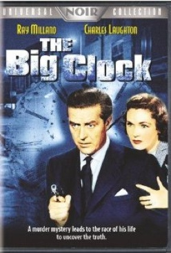 The Big Clock - DVD cover