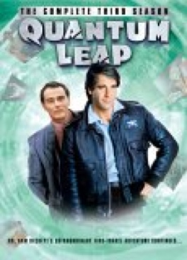 Quantum Leap - DVD cover