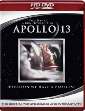 Apollo 13 - HD DVD cover