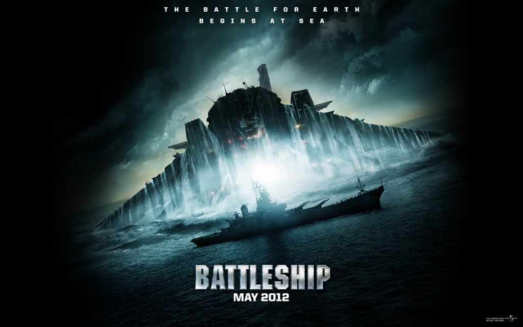 Battleship - DVD cover