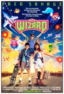 The Wizard - DVD cover