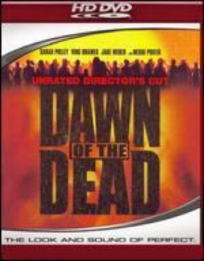 Dawn of the Dead - HD DVD cover