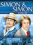 Simon & Simon - VHS cover