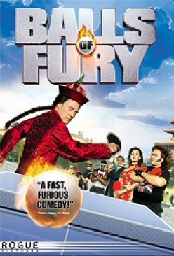 Balls of Fury - DVD cover