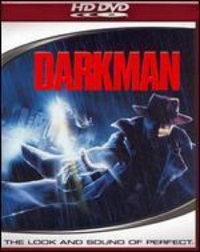 Darkman - HD DVD cover