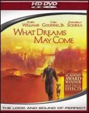 What Dreams May Come - HD DVD cover