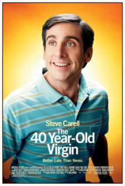 The 40-Year-Old Virgin - DVD cover