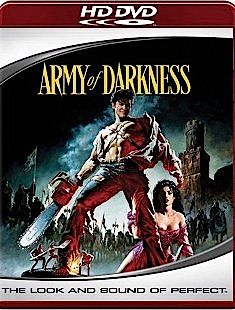 Army of Darkness - HD DVD cover