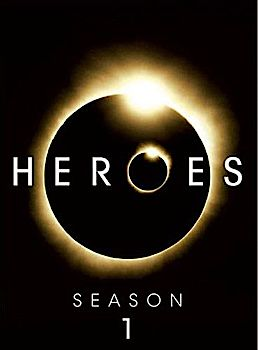 Heroes 1 - DVD cover