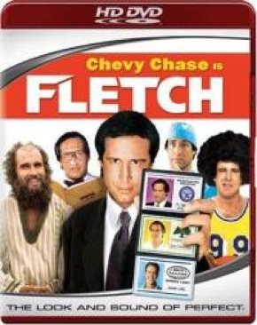 Fletch - HD DVD cover