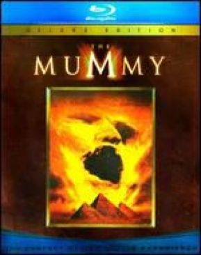 The Mummy - Blu-ray cover