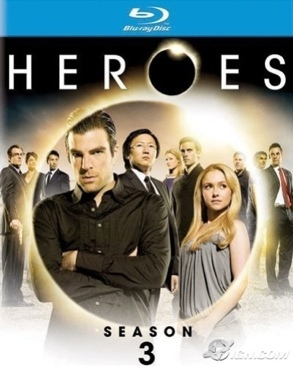 Heroes - Blu-ray cover