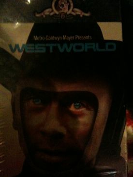 Westworld - VHS cover