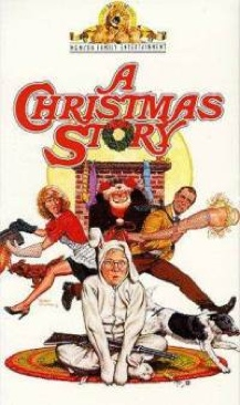 A Christmas Story - VHS cover
