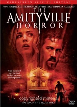 The Amityville Horror (2005).     7.64 - DVD cover
