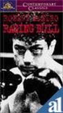 Raging Bull - VHS cover