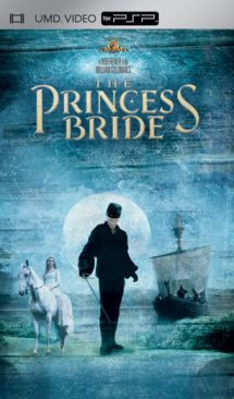 The Princess Bride - UMD cover