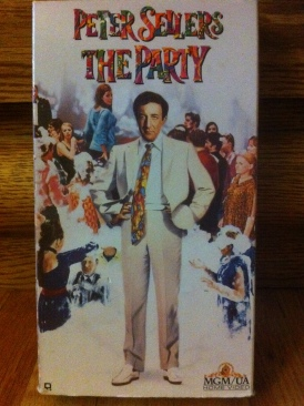 The Party - VHS cover