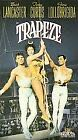 Trapeze (Burt Lancaster, Tony Curtis, Gina Lollobrigida) -  cover