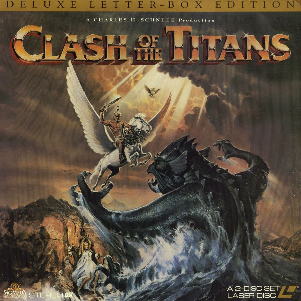 clash of the titans 1981 cultural accuracy essay Differences between clash of the titans and greek the new action movie clash of the titans is entertaining as a popcorn pop culture (9) school (106) sports.