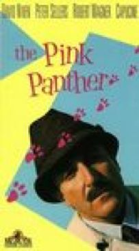 The Pink Panther - DVD cover