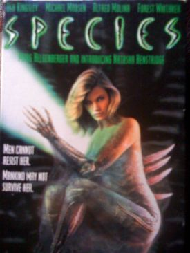 Species - VHS cover