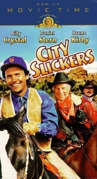 City Slickers - VHS cover