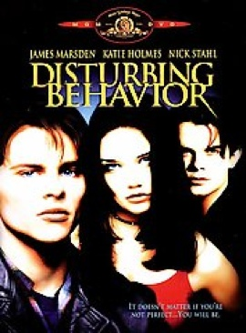 Disturbing Behavior - DVD cover