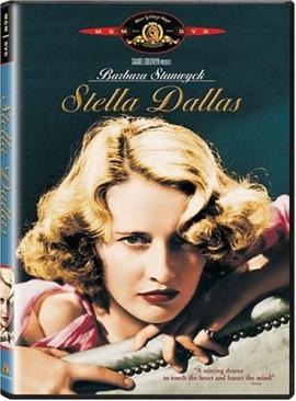 Stella Dallas - DVD cover