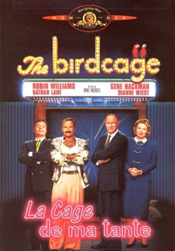 The Birdcage - DVD-R cover