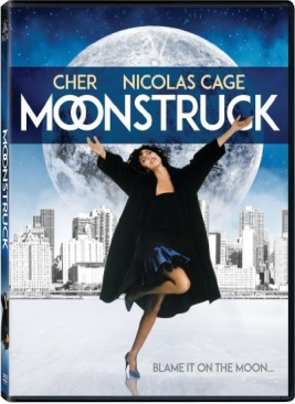 Moonstruck - DVD cover
