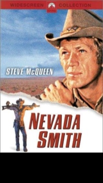 Nevada Smith - DVD cover