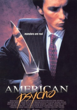 American Psycho - VHS cover