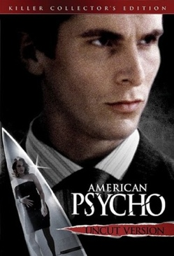 American Psycho - Laser Disc cover