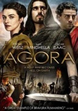 Agora - DVD cover