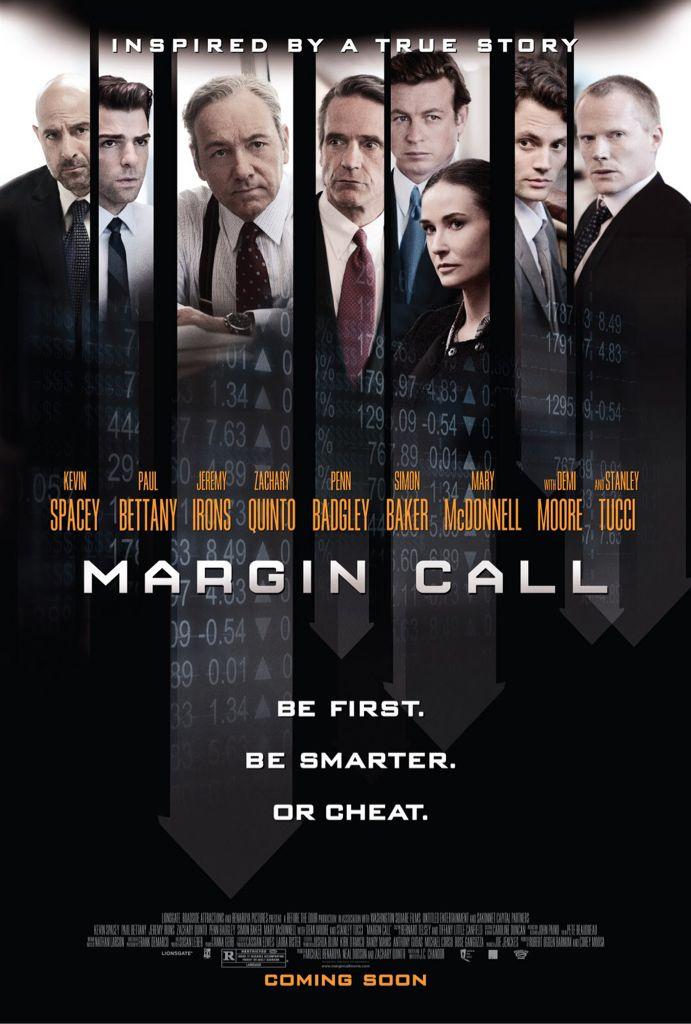 Margin Call - DVD cover