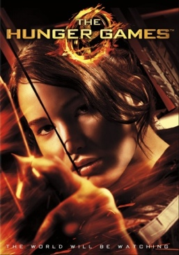 Hunger Games (1) - DVD cover