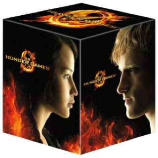 The Hunger Games - Blu-ray cover