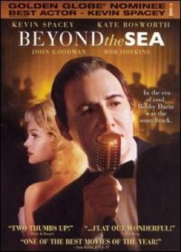 Beyond the Sea - DVD cover