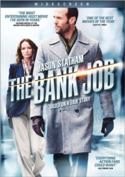 The Bank Job - CED cover