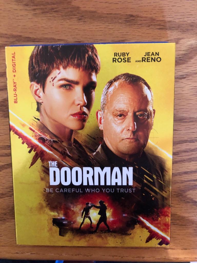 The Doorman.   Y2 -  cover