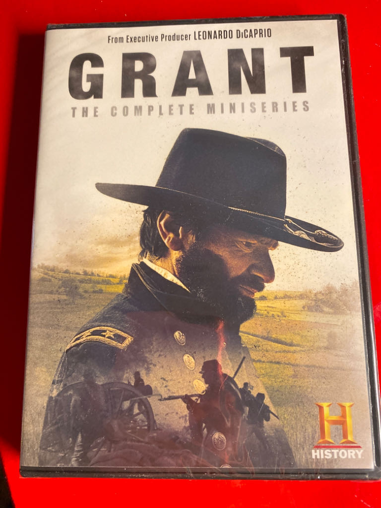 Grant -  cover