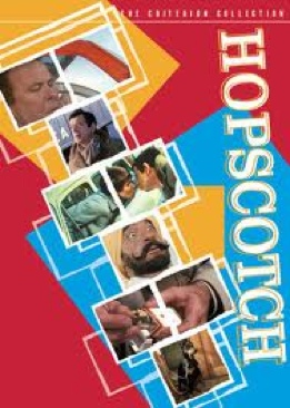 Hopscotch [Criterion #163] - DVD cover