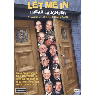 Let Me In - DVD cover